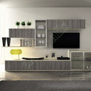 Wall Unit Set Colombini Volo S04