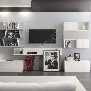 Wall Unit Set Colombini Volo S06