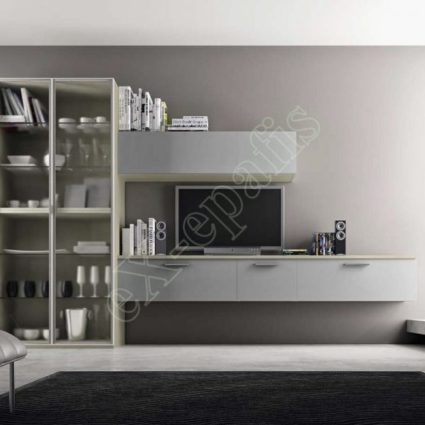 Wall Unit Set Colombini Volo S07