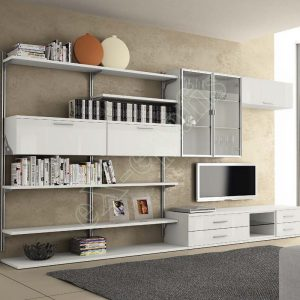Wall Unit Set Colombini Volo S08