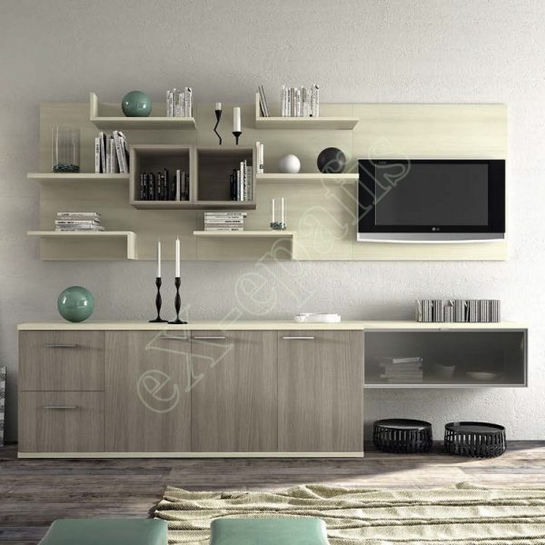 Wall Unit Set Colombini Volo S12