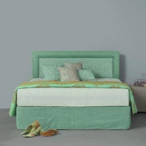 Κρεβάτι Ermina Linea Strom
