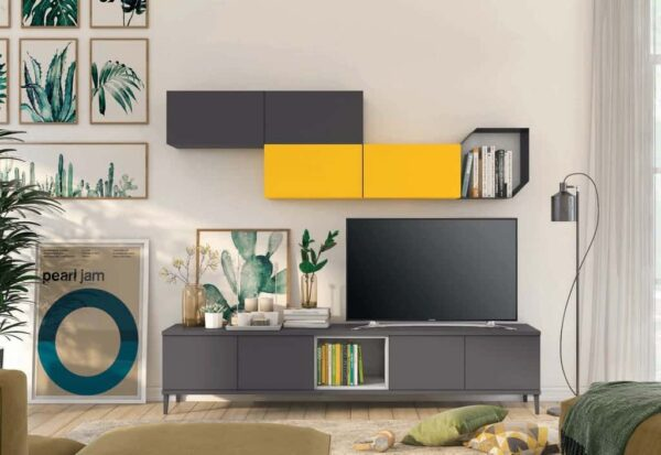 Wall Unit S204 Target Colombini