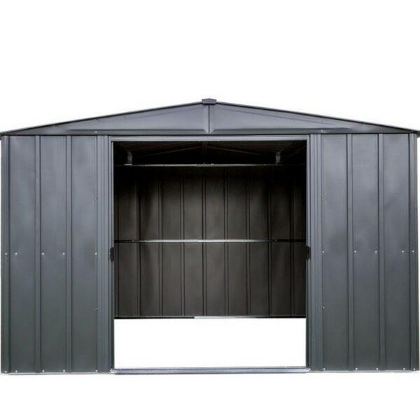 Apex Steel Storage Shed 10fx10f