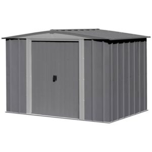 Apex Steel Storage Shed 8fx6f