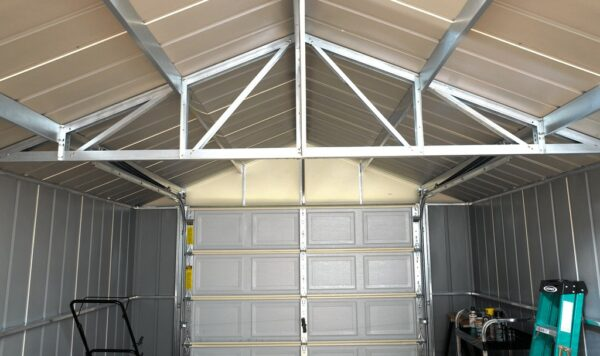 Murryhill Steel Storage Shed 12fx17f