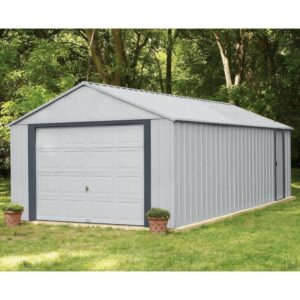 Murryhill Steel Storage Shed 12fx17f