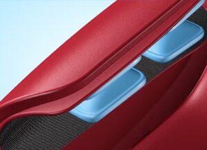 Massage chair irest A86-1 Robostic 3D Zero Gravity Air bag arm massage