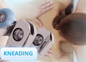 Massage chair irest A86-1 Robostic 3D Zero Gravity Kneading