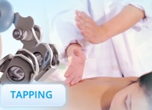 Massage chair irest A86-1 Robostic 3D Zero Gravity Tapping