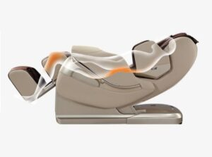 Massage chair irest A86-1 Robostic 3D Zero Gravity Waist Stretch