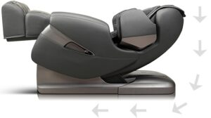 Massage chair irest A86-1 Robostic 3D Zero Gravity Zero Space