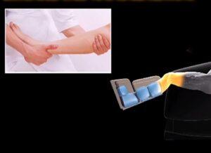 Massage chair irest A86-1 Robostic 3D Zero Gravity lower leg massage