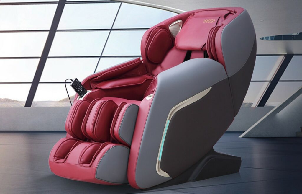 massage chair a307 front