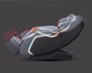 massage chair a307 leg strecth