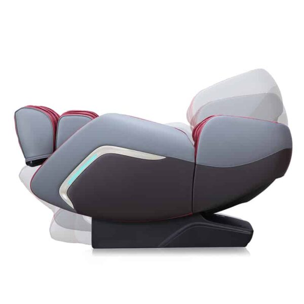 Massage Chair irest A307 charm red (5)