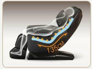 massage chair A380 iRest l shape