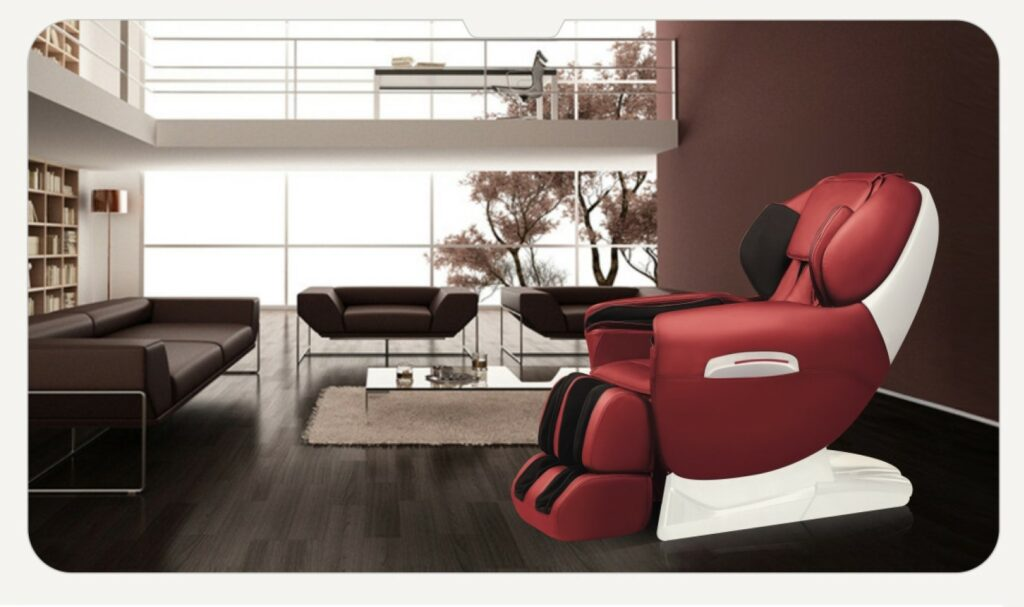 massage chair A380 iRest theme
