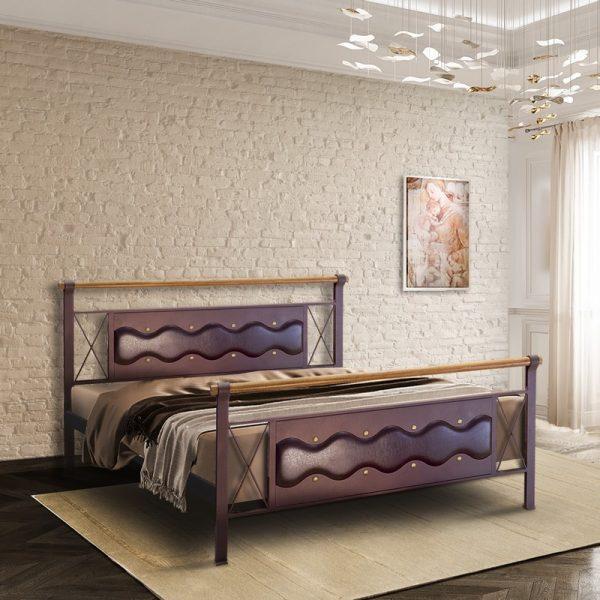 Hand Made Metal Bed Kalliopi 106