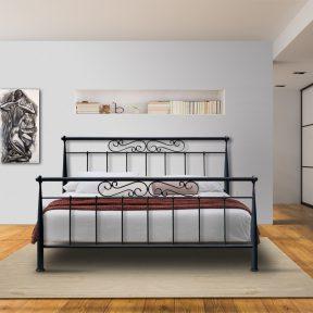 Hand Made Metal Bed Melpomeni 114