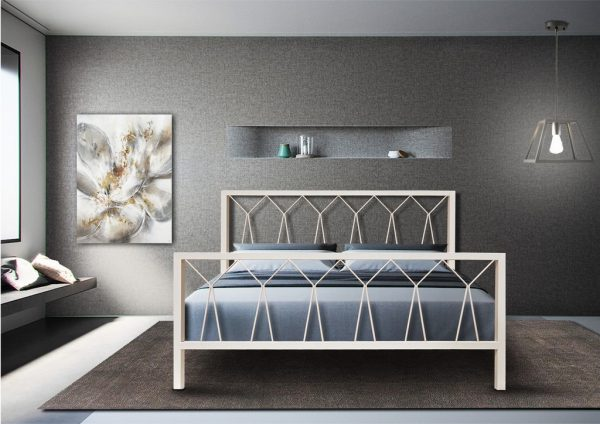 Hand Made Metal Bed Promitheas 137