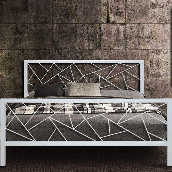 Hand Made Metal Bed Ektoras 138