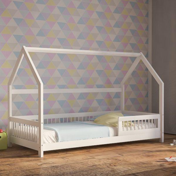 Καναπές Κρεβάτι Genius Montessori White