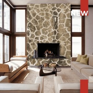 wallpaper 744A_Savannah-Giraffe_amb-NEW-2021