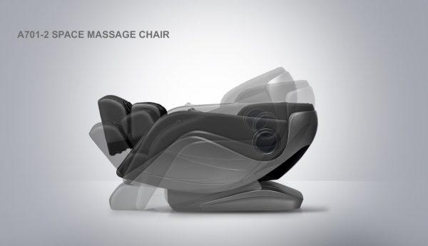 Massage chair irest balck