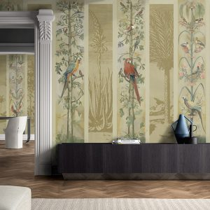 wallpaper Tropicalia 109 animal attitude (1)