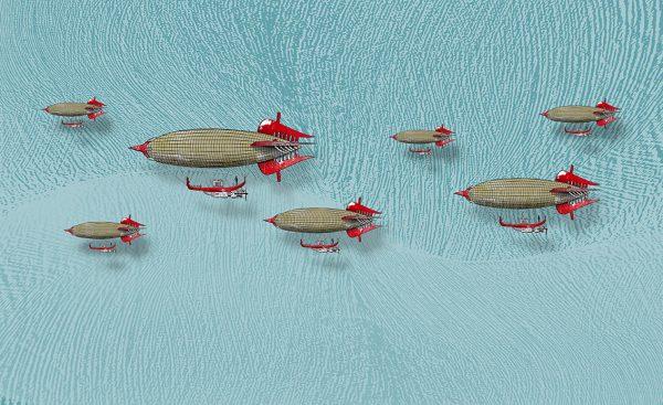 wallpaper airships 38 travelling Mind (3)