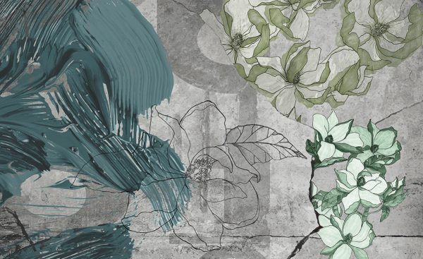 wallpaper blue grunge 755suite collection (1)