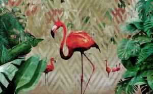wallpaper flamingo bay 58 animal attitude (2)