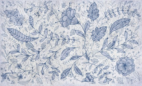 wallpaper floral atmosphere 46 peeking nature (2)