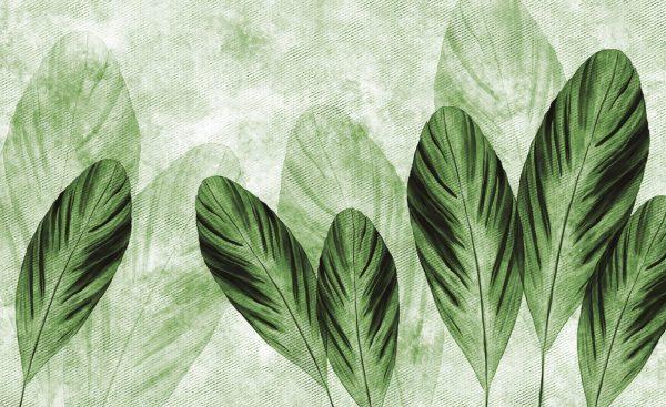 wallpaper flying leaves 15 peeking nature (3)
