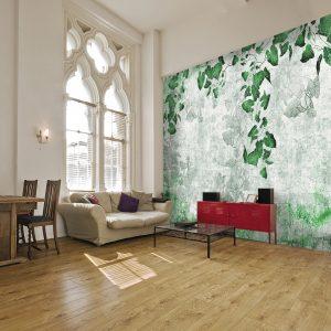 wallpaper growing ivy 06 peeking nature (2)