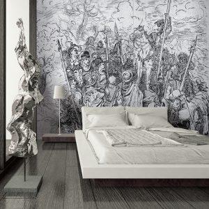 wallpaper homage to durer 511 arts in the past (1)