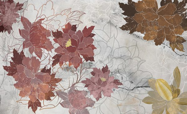 wallpaper japanese flowers 758 suite collection (2)