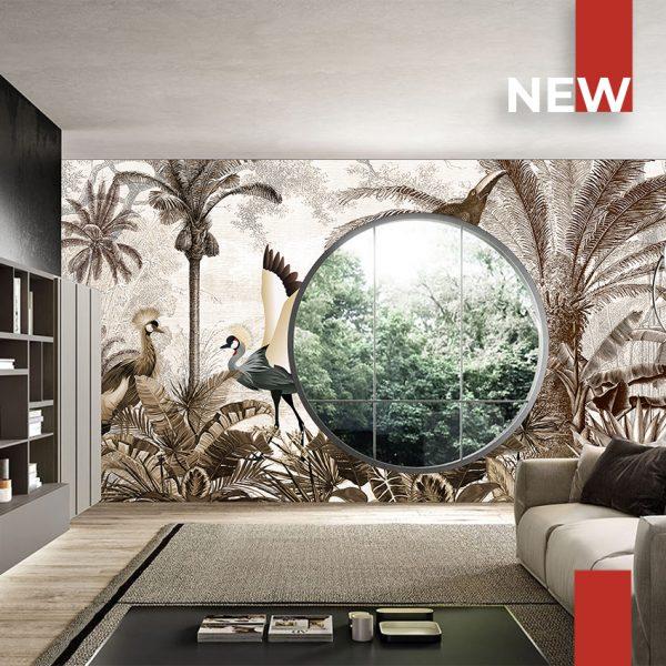 wallpaper vintage jungle 742 suite collection (2)